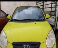 كيا - بيكانتو الموديل: 2011 - للبيع