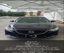 للبيع سيارة مازدا 6 موديل: 2016