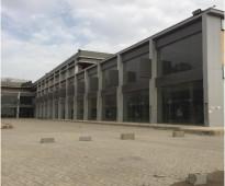 محلات تجارية ميزانين في مركز تجاري