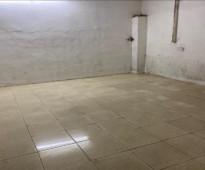 غرفة عزاب او عمال للايجار(حي بريمان).