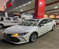 سيارة افالون موديل 2021 للبيع