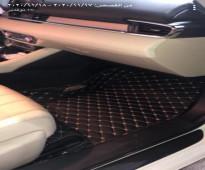 للبيع - أرضيات جلد فاخرة للسيارات - ماركة ( DRiVe FiT ) دراي فيت