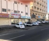 محل للايجار حي الصفا 3 شارع نادي الكهرباء بجانب مغسله ومشغل