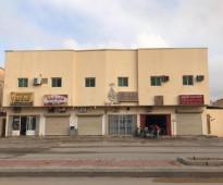 عمارة للبيع في المجمعة حي القادسية