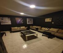 شقة راقية بتصميم ممتاز