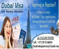 UAE VISIT/TOURIST VISA AED 400