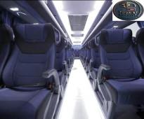 ايجار اتوبيس مرسيدس 50 راكب موديل 2021 في مصر