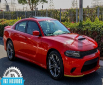 2020 Dodge charger GT V6 3.6L GCC 0KM