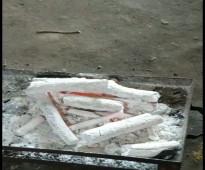 فحم الشعلة للشيشة والمشاوي