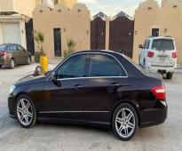 للبيع مرسيدس - AMG E300  الموديل: 2011