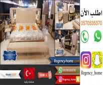 غرفة نوم جديدة و مميزة صناعة تركية