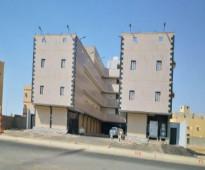 مجمع تجاري يحتوي 42 شقة كل شقه مكونه من حمام وغرفة نوم