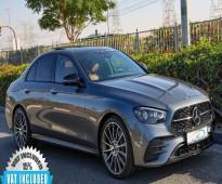 2021 Mercedes-Benz E 200 2.0L Full Option