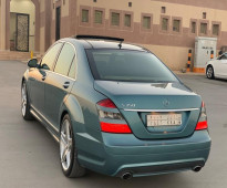 السيارة: مرسيدس - S الموديل: 2009 - للبيع
