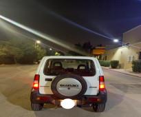 السيارة: سوزوكي - جمني الموديل: 2010 - للبيع