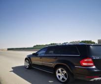 السيارة: مرسيدس - GL الموديل: 2012 - للبيع