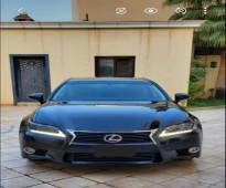 للبيع لكزس GS 350 سعودي موديل 2014