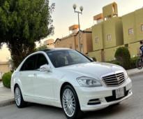 مرسيدس بانوراما S300 نظيف - للبيع موديل 2012