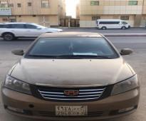 السيارة: جيلي - EC7 الموديل: 2013 - للبيع
