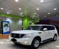 السيارة: نيسان - باترول  فئةSE الموديل: 2010 - للبيع