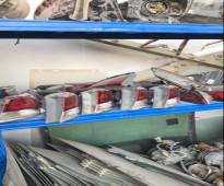 قطع غيار سيارات مستعملة محلي غير مستورد - للبيع