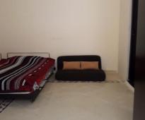 شقة ستديو صغير غرفة 3.5×4م سكنية مؤثثة