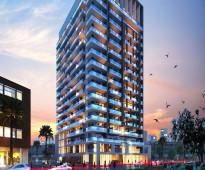 شقة مفروشة على شارع الشيخ زايد ب 458 ألف درهم فقط