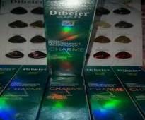 صبغة Dibeier بدون امونيا تعطى لون للشعر لا مثيل لة