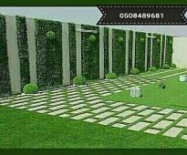 السلام عليكم .. شلالات. .حدائق .. ترميم
