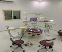 تجهيز عيادة أسنان