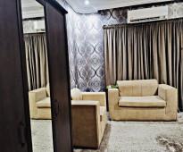 شقه من غرفه وصاله فرش راقي بشمال جده