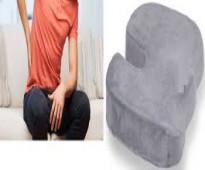 وسادة مقعد لمرضى الديسك والعمود الفقرى والام الظهر