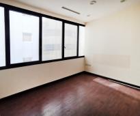 مكاتب -مبنى الناصر- للإيجار بجدة