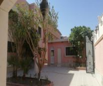 للبيع فيلا قريبة من جامعة الامير سلطان