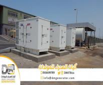 آليات الصحراء لبيع و تأجير المولدات الكهربائية 