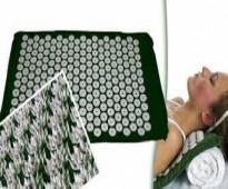 فرشة طبية محببة للتخلص من الالم acupressure mat