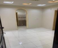 شقه ثلاث غرف جديده حي الصالحيه - للايجار