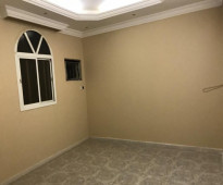 شقة غرفتين ( عزاب ) حي النزهه بالقرب من المطار - للايجار