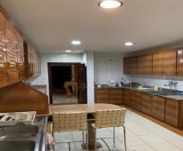 unit furnitured Jeddah Baghdadeyah compound for rent