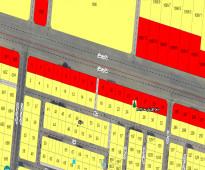 للبيع أرضين تجارية حي الصواري بالخبر