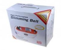حزام التخسيس سليمنج بلت اقوى حزام حراري هزاز يعمل هذا الحزام علي تخسيس الجسم بسرعة فائقه واذابة طبقات الدهون