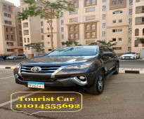 Rent Toyota Fortuner - 4x4