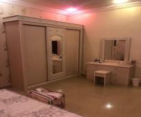 شقة مؤثثة للإيجار في جدة
