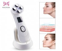 جهاز 5 في 1 LED شد الجلد الجمال الفوتون ضوء العلاج مكافحة الشيخوخة