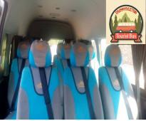 ميكروباص تويوتا هاي اس 15 فرد لرحلات اليوم الواحد
