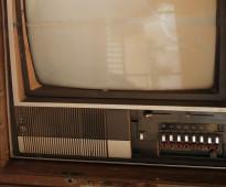 تلفزيون قديم لهوات التراث