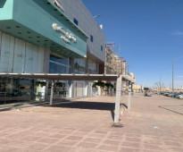 للتقبيل مكتب تجاري على طريق الامير محمد بن سلمان بحي حطين المساحة 93م