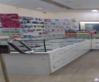 محل للإيجار في شارع تبوك ، حي الازدهار ، الرياض