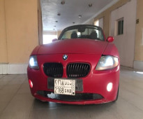 بي ام دبليو BMW Z4 كشف ب 22 الف