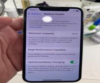 أيفون Xs 256 GB أبيض - بحالة ممتازة